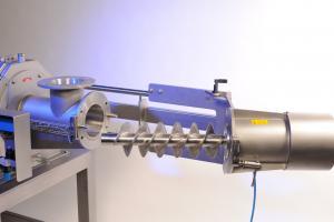 Wirbelstrom-Siebmaschine TSW